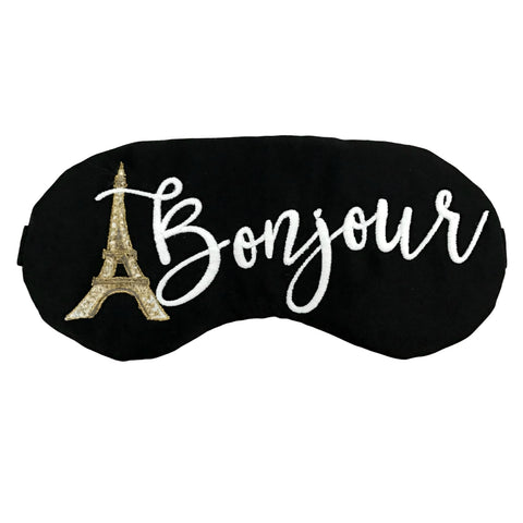 Bonjour Sleep Mask - Sleep Mask