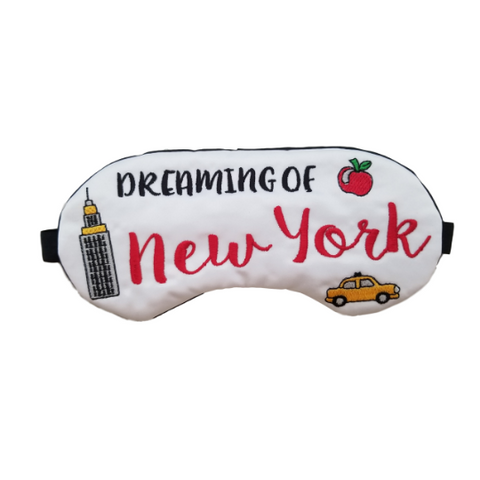 Dreaming of New York Sleep Mask