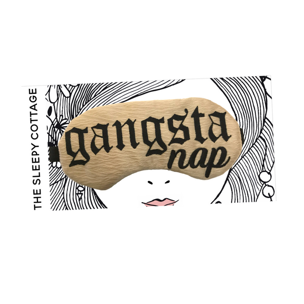 Gangsta Nap Sleep Mask