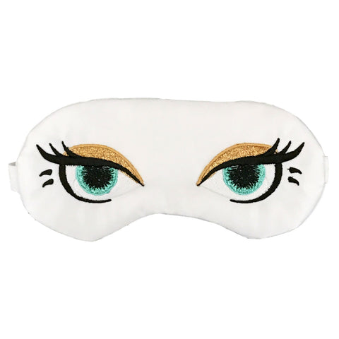 The Sleepy Cottage custom sleep masks