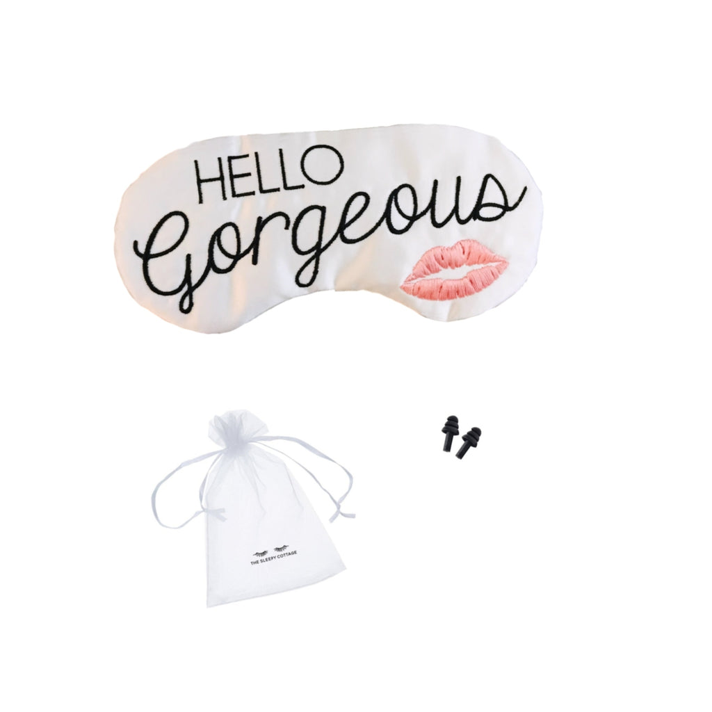 Hello Gorgeous Kiss Sleep Mask
