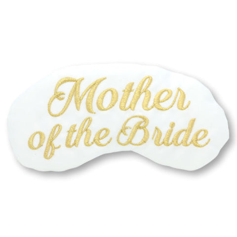 MOTHER OF THE BRIDE/GROOM SLEEP MASK