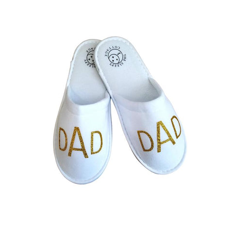 Custom Monogrammed Slippers