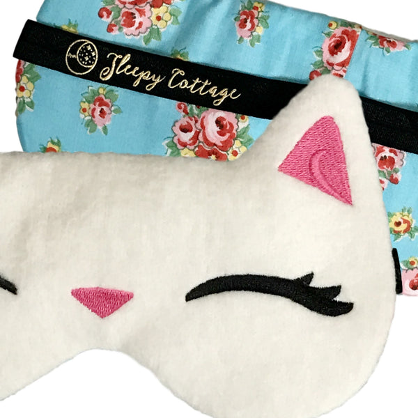 The Cats Pajamas Sleep Mask