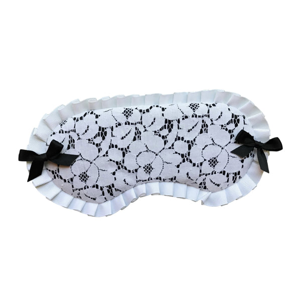 Ethereal Lace Sleep Mask
