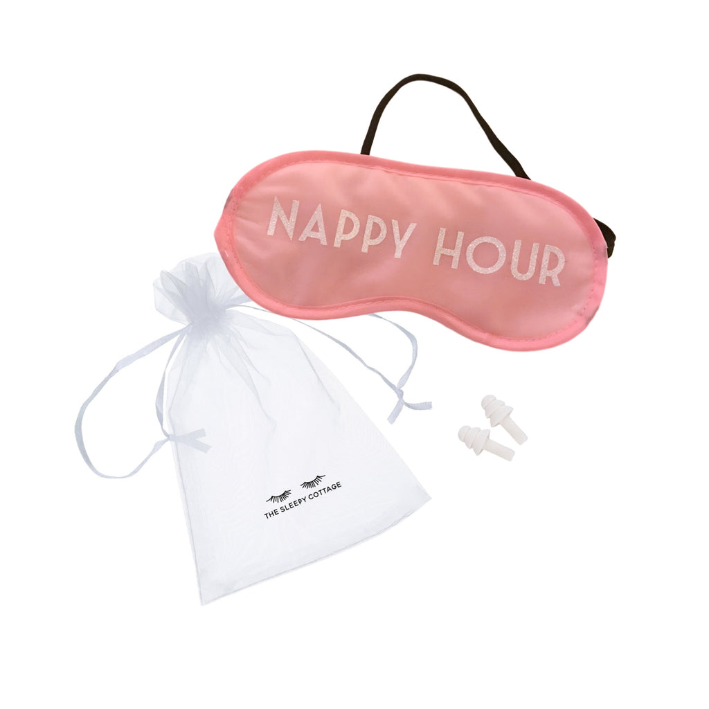 Nappy Hour Sleep Mask