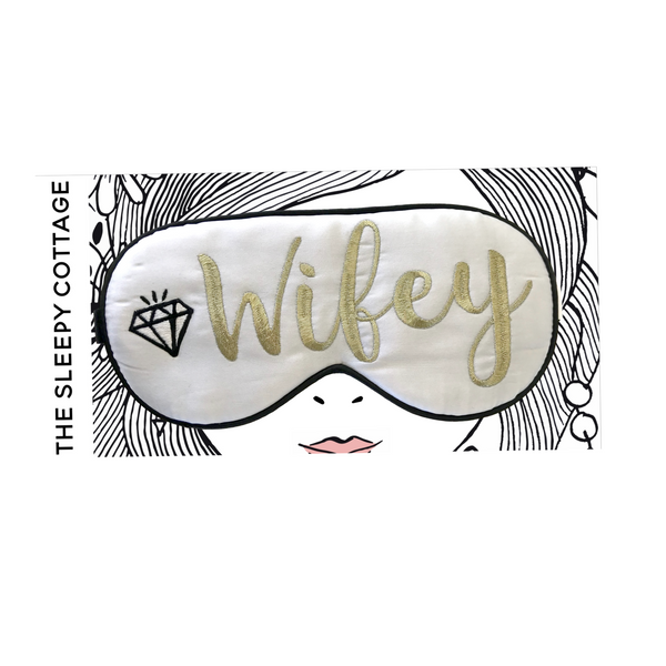 Wifey Silk Sleep Mask