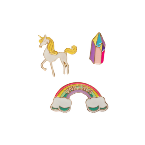 Magical Af Lapel Pin Set