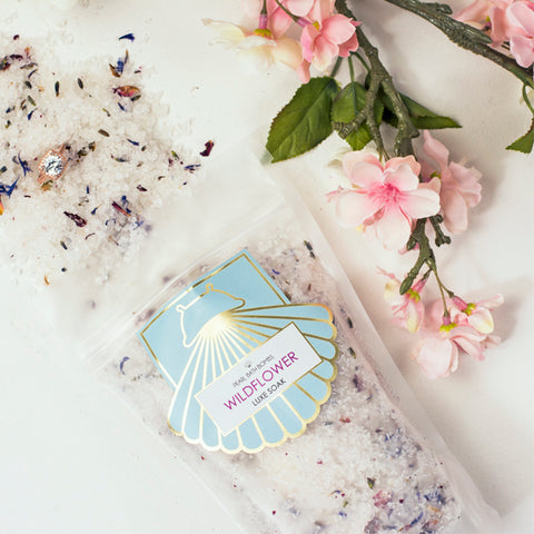Wildflower Luxe Soap