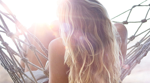 DIY Beach Waves - Make Your Own Sea Salt Spray