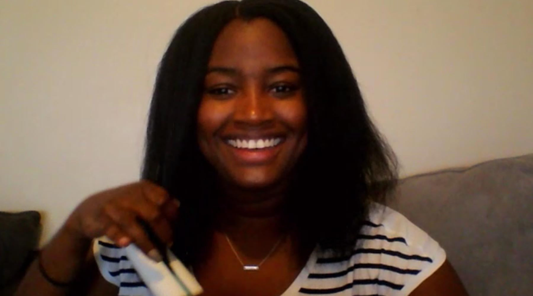 Inverse | Review & Demo from Latoya with her straight hair