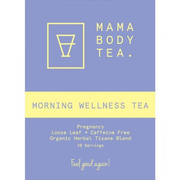 Mama Body Tea- Morning Wellness Tea - Tea