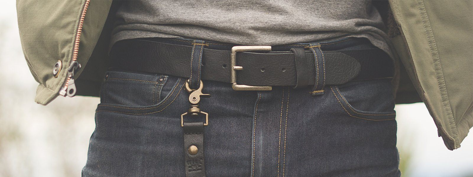 Men's Belts Page 2 - Will Leather Goods