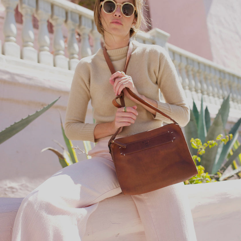 Leather Bags, Belts, Wallets and Gifts | Will Leather Goods