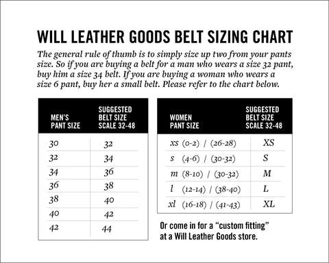 faqs will leather goods