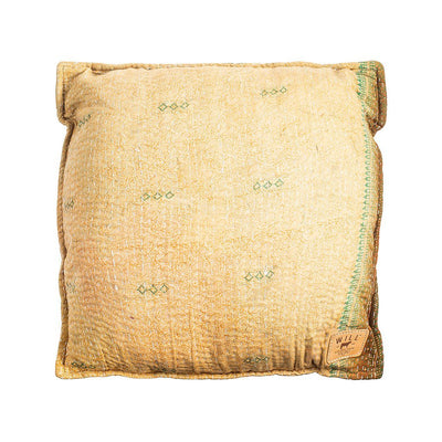 Reversible Kantha Pillow Cover Home WillLeatherGoods 16