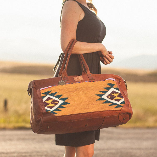 Oaxacan Duffle - Will Leather Goods 88147d5524
