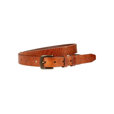 25mm Luxe Belt Belt WillLeatherGoods Saddle XS