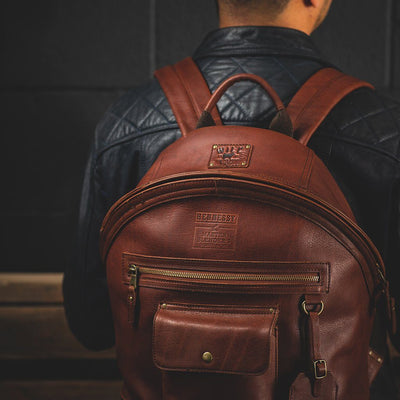Will X Hennessy Master Blender's Silas Backpack