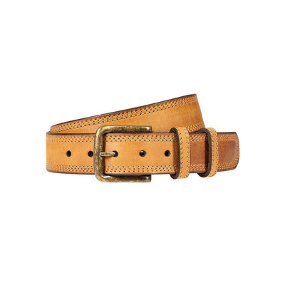 Triple Stitch Jean Belt