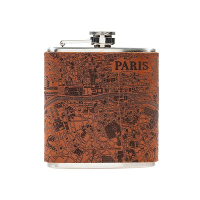 City Flask Beverage WillLeatherGoods Paris
