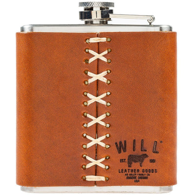 City Flask Beverage WillLeatherGoods