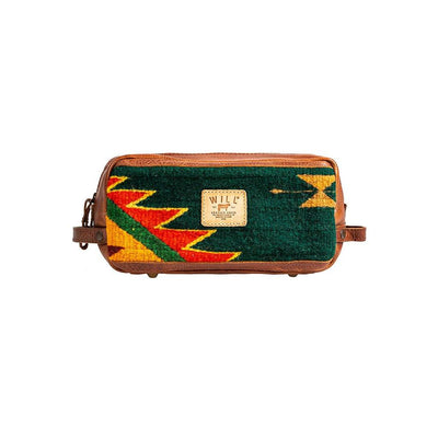 Oaxacan Leather Travel Kit Travel Kit WillLeatherGoods 59