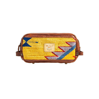 Oaxacan Leather Travel Kit Travel Kit WillLeatherGoods 71