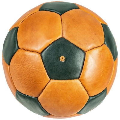 Leather Soccer Ball Sport WillLeatherGoods