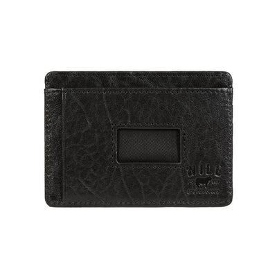 Quip Card Case Black Back