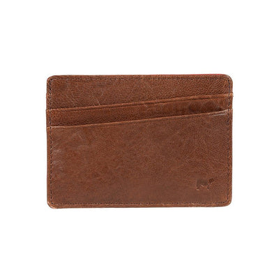 Cognac Quip Card Case