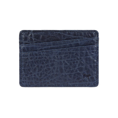 Quip Card Case Navy Grey