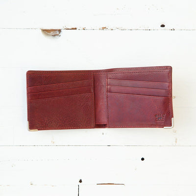 Magnate Billfold -- Worn Wallet WORN WillLeatherGoods WORN