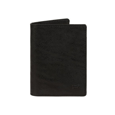 The Tradesman Front Pocket Wallet Black