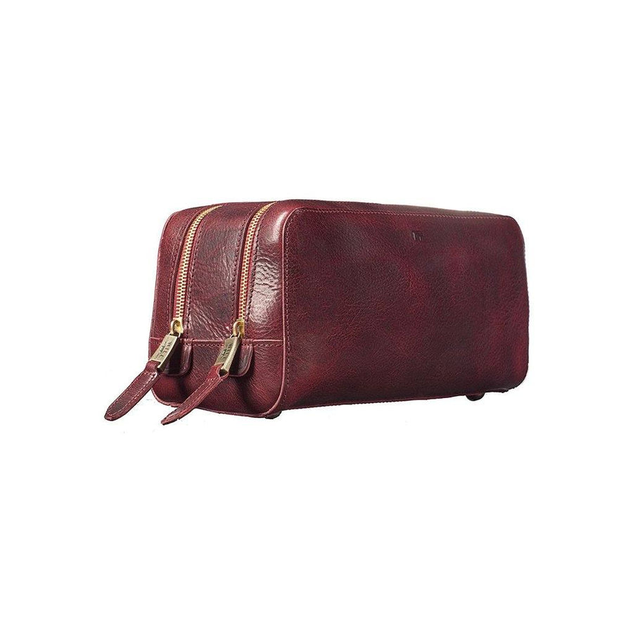 Burgundy The Professional Travel Kit
