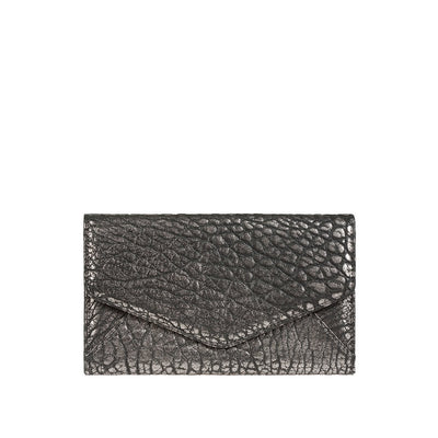 Chain Wallet Wallet WillLeatherGoods Pewter