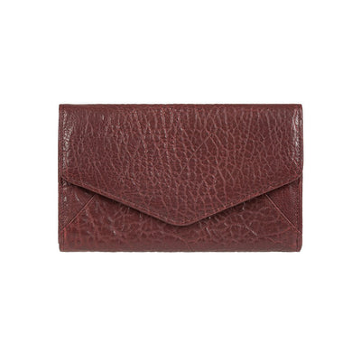Chain Wallet Wallet WillLeatherGoods Wine