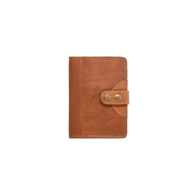 Leather Journal Cover Office WillLeatherGoods Small Tan