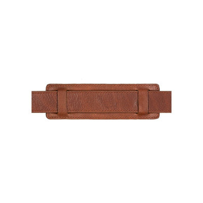 35mm Adjustable Leather Strap Detail