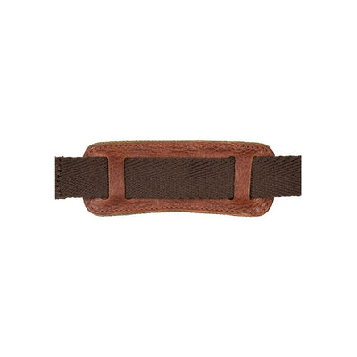 30mm Adjustable Strap With Shoulder Pad Strap WillLeatherGoods