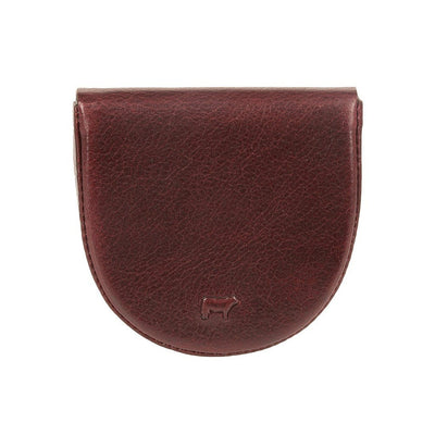 burgundy coin case Hard Case