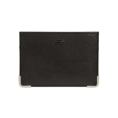 William Passcase Wallet WillLeatherGoods Black