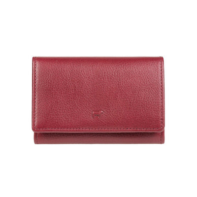 Classic French Wallet Wallet WillLeatherGoods Red