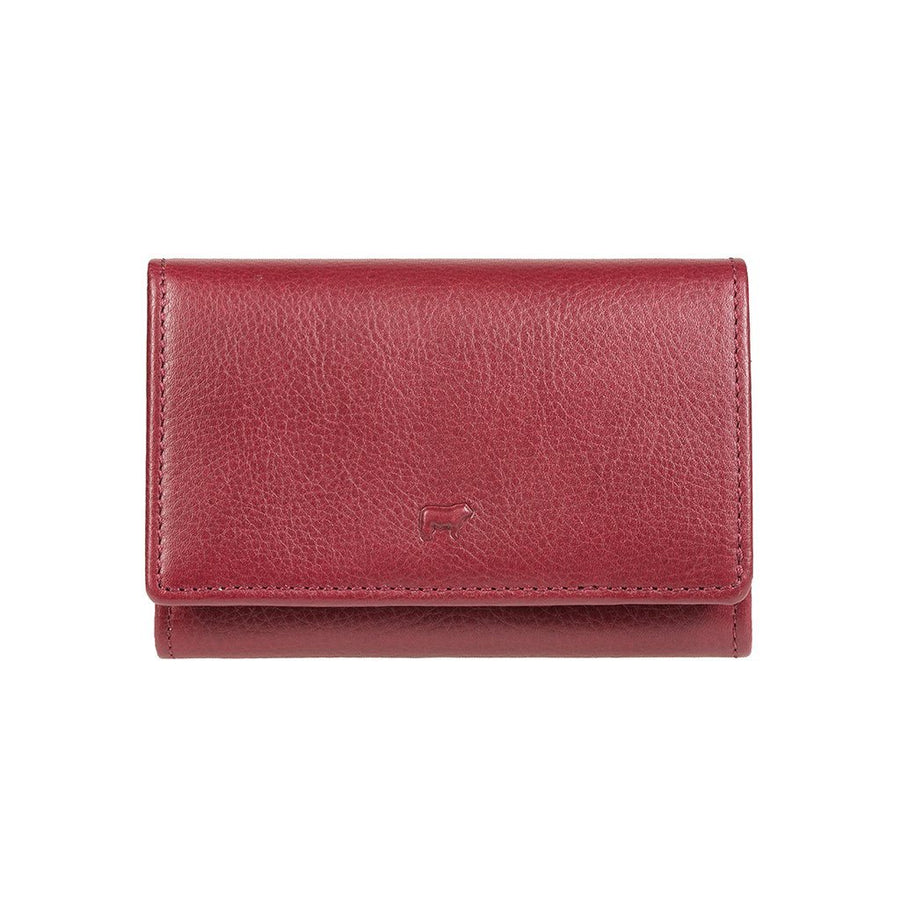 Classic French Wallet Cognac Leather