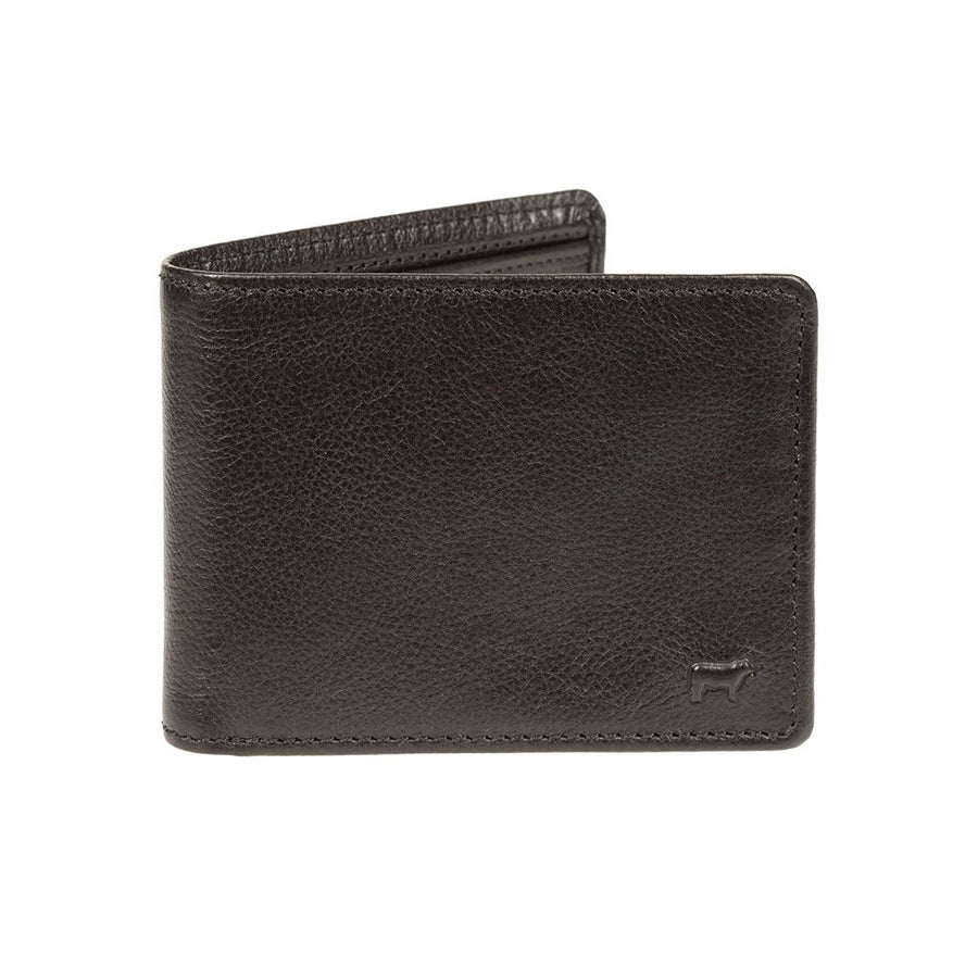 Cognac Classic Deluxe Billfold  Vegetable Tanned Top Grain Leather