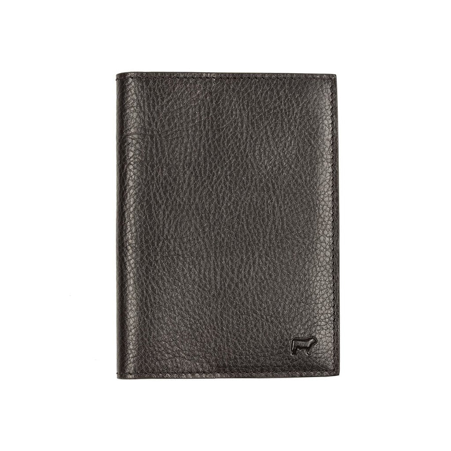 Cognac Classic Passport Case