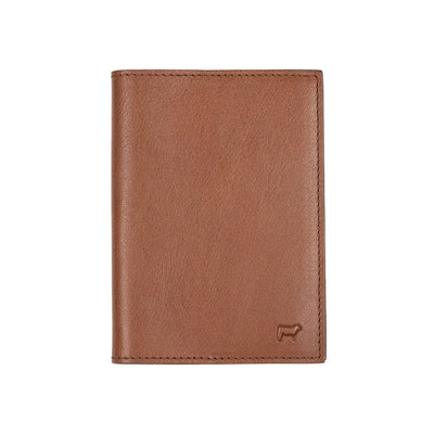 Classic Passport Case Wallet WillLeatherGoods Cognac