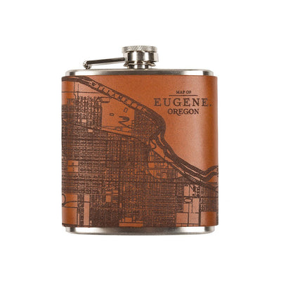 City Flask Beverage WillLeatherGoods Eugene
