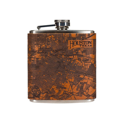 City Flask Beverage WillLeatherGoods Houston