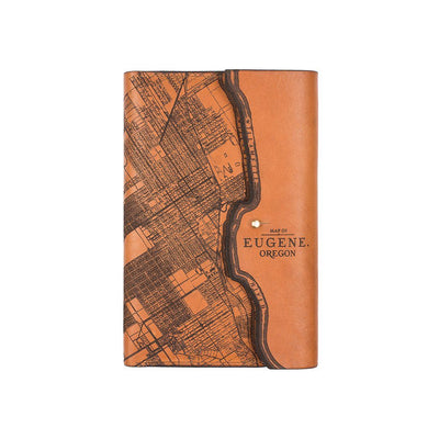 Refillable City Journals Office WillLeatherGoods Eugene